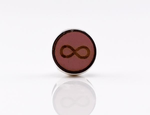 Infinity rosa