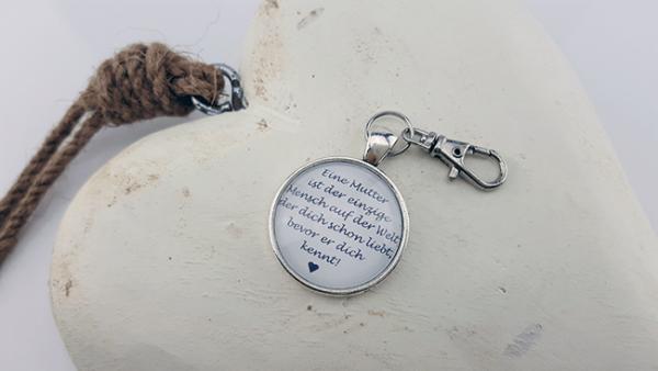 """Schlüsselanhäger """"Eine Mutter"""""""